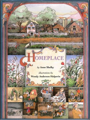SHELBY, ANNE - Homeplace