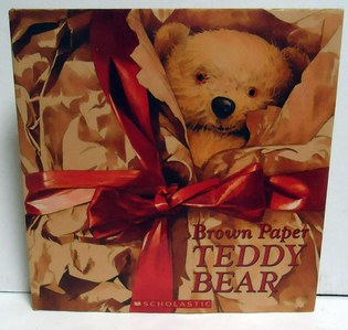 ALLISON, CATHERINE - Brown Paper Teddy Bear