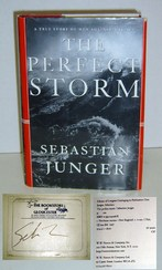 JUNGER, SEBASTIAN - The Perfect Storm: A True Story of Men Against the Sea