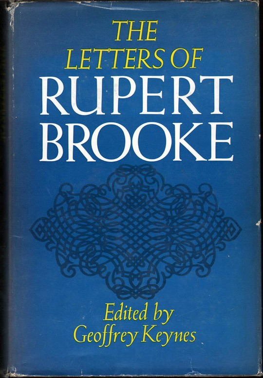 BROOKE, RUPERT - The Letters of Rupert Brooke