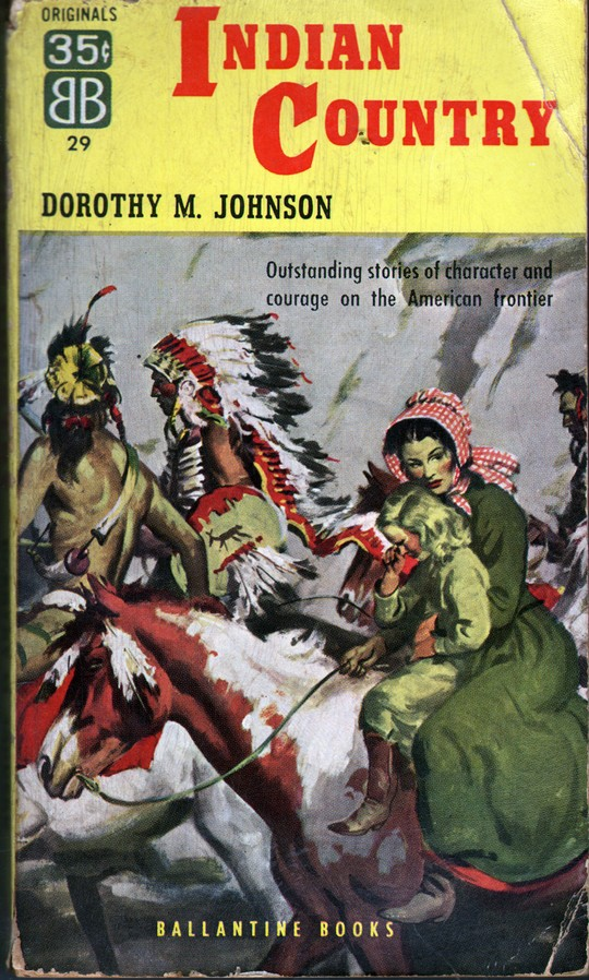 JOHNSON, DOROTHY M. - Indian Country