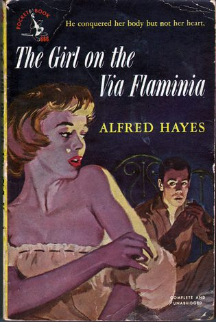 HAYES, ALFRED - The Girl on the Via Flaminia